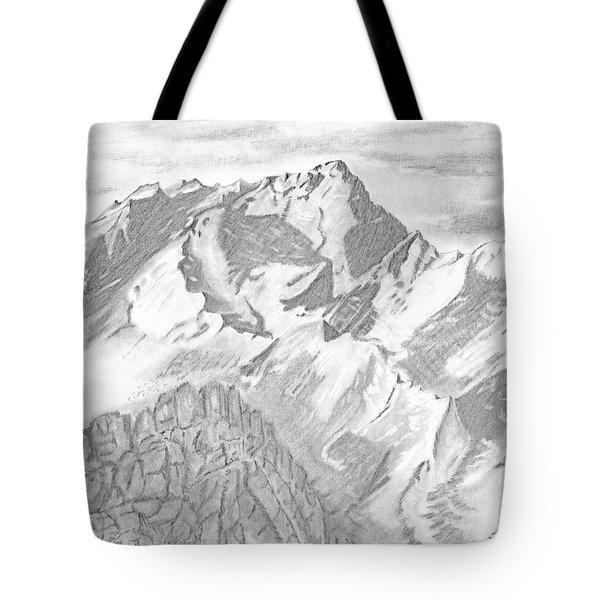 Sierra Mt's Tote Bag