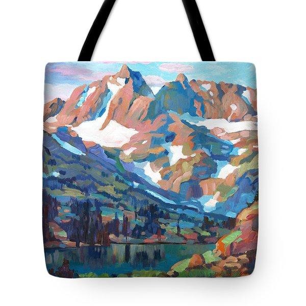 Sierra Nevada Silence Tote Bag