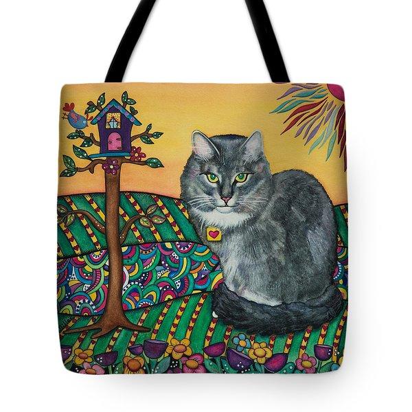 Sierra The Beloved Cat Tote Bag