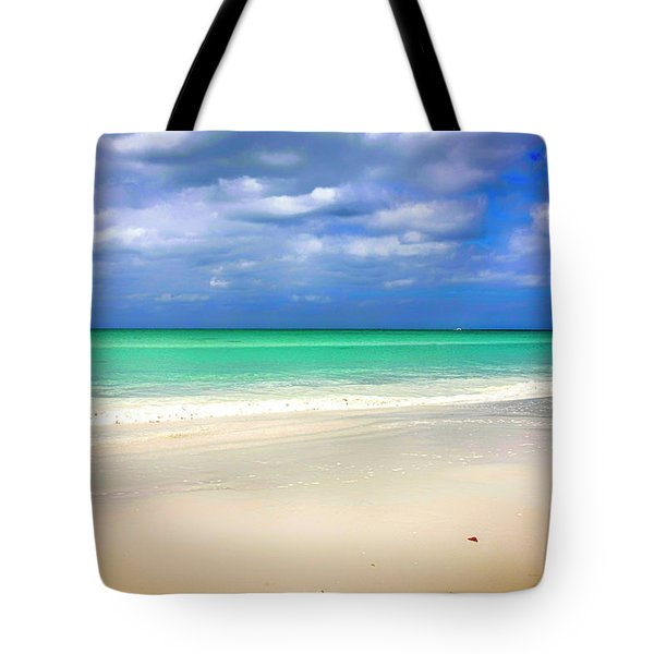 Siesta Key Beach Florida  Tote Bag