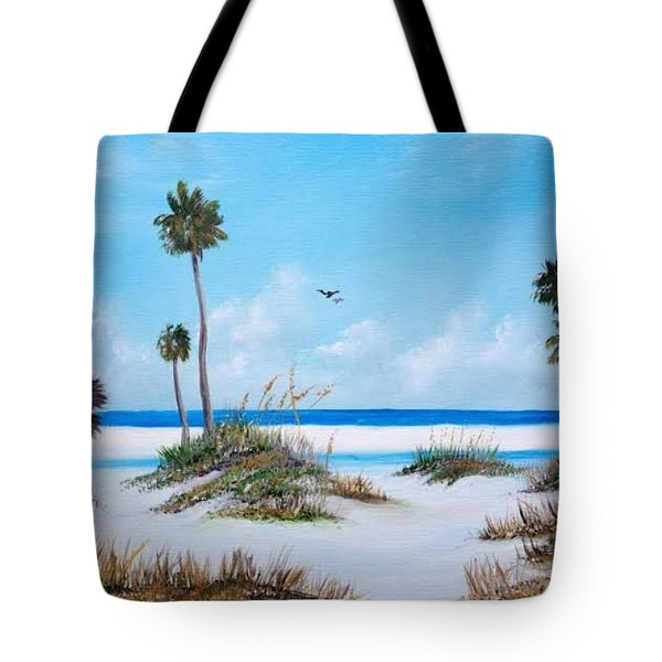 Siesta Key Fun Tote Bag