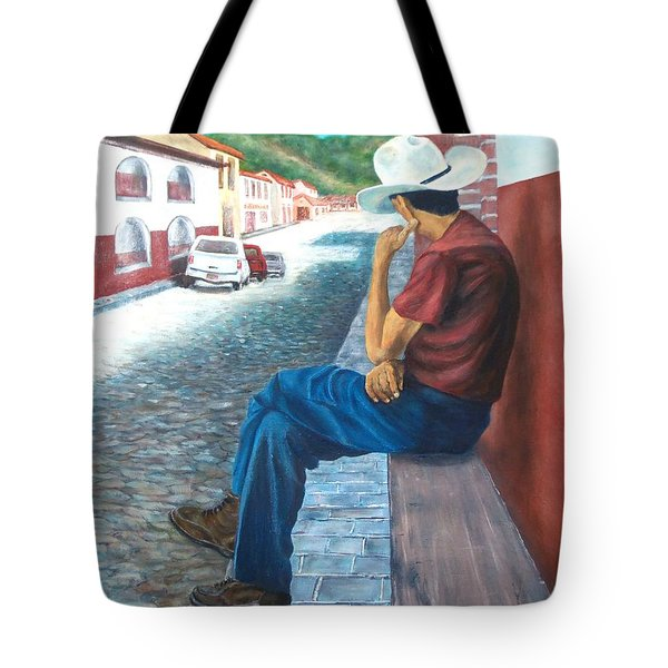 Siesta Time Tote Bag