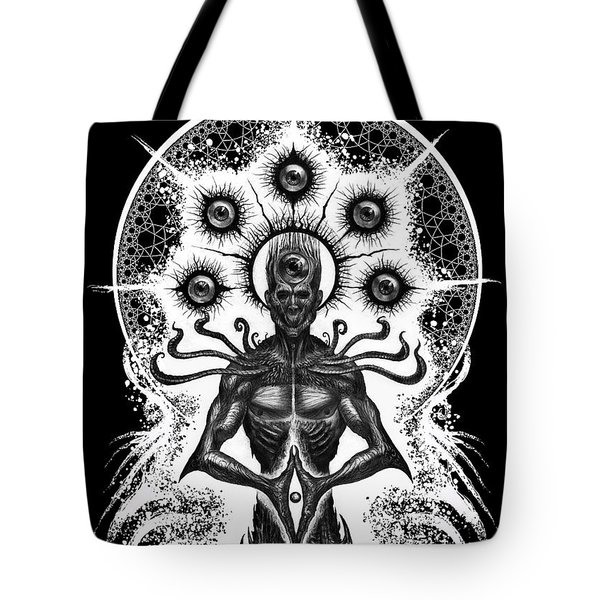 Sight Of Might Tote Bag