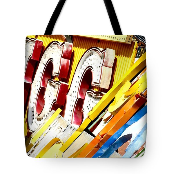 Sign-age Tote Bag