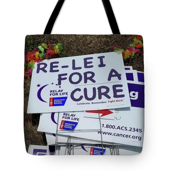Sign One Tote Bag