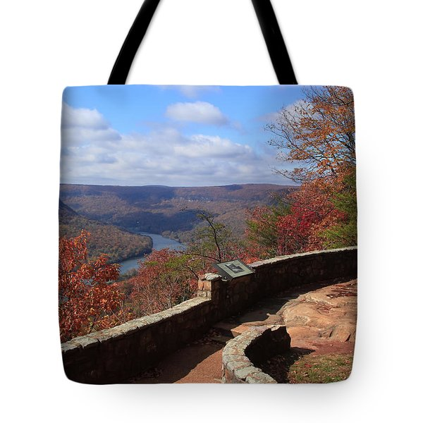 Signal Point Tote Bag