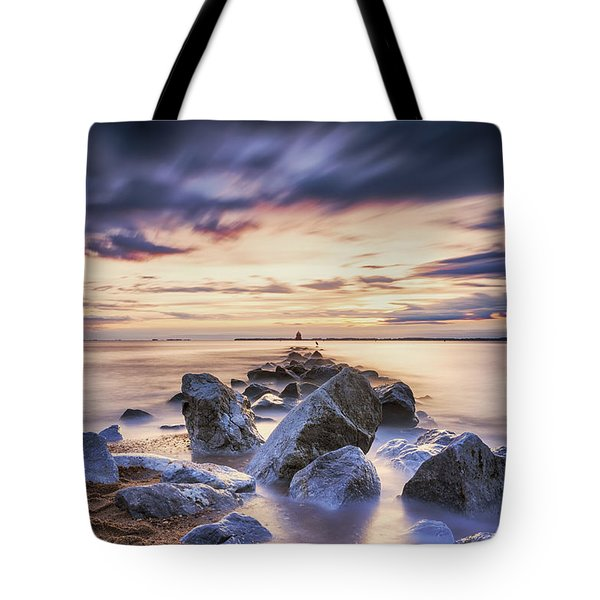 Signature Shot Tote Bag