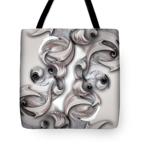 Significance And Shape Tote Bag