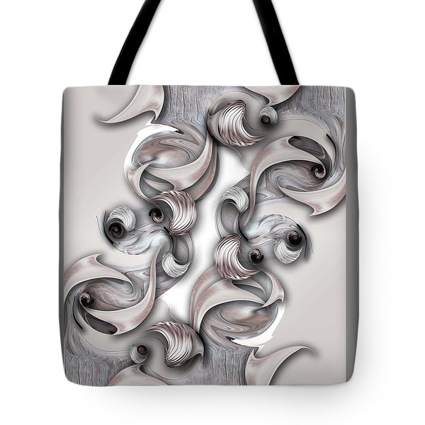 Significance And Shape Tote Bag by Carmen Fine Art