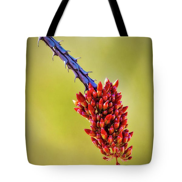 Tote Bag featuring the photograph Signs Of Life by Rick Furmanek