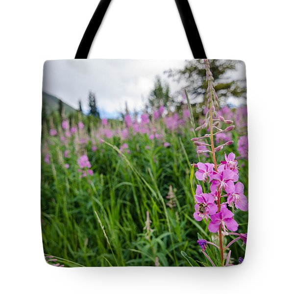 Signs Of Summer Tote Bag