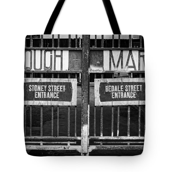 Signs Point The Way Tote Bag