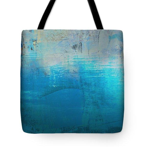 Silence 1  Tote Bag