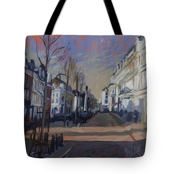 Silence Before The Storm Tote Bag