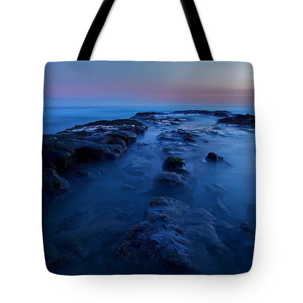 Tote Bag featuring the photograph Silence by Evgeny Vasenev