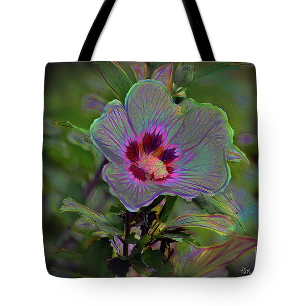 Silence Of Beauty Tote Bag