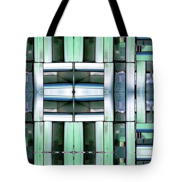 Silencer Tote Bag by Ron Bissett