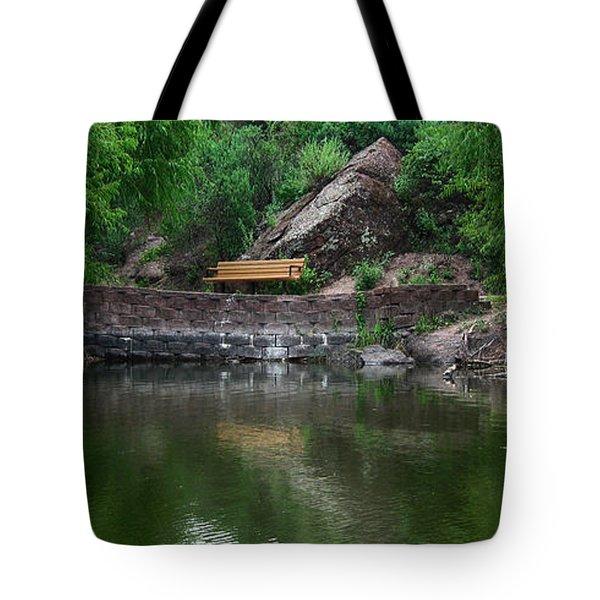 Silent Company Tote Bag