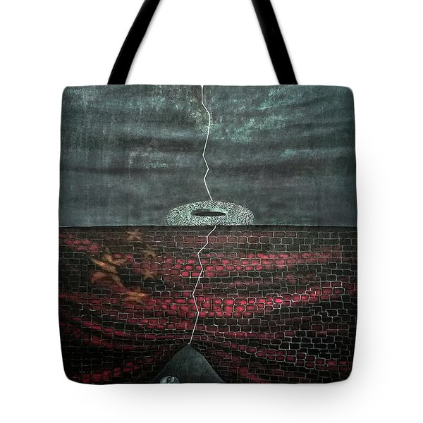 Silent Echo Tote Bag