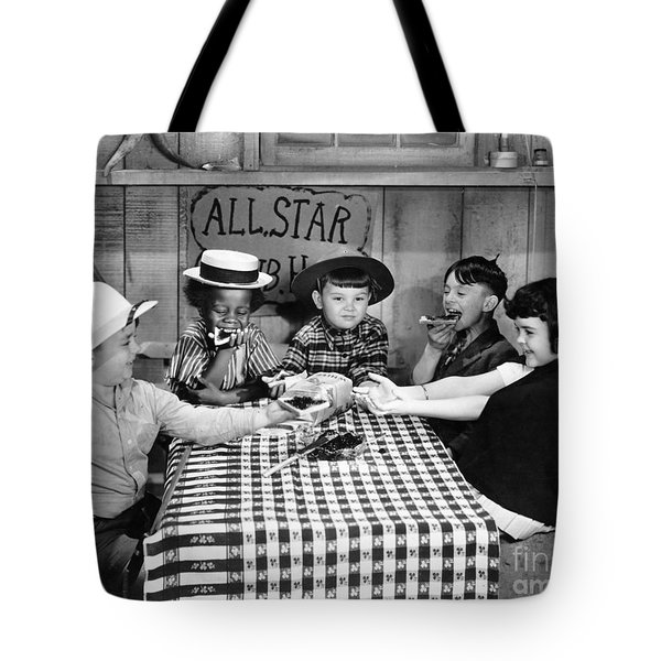 Little Rascals Tote Bag