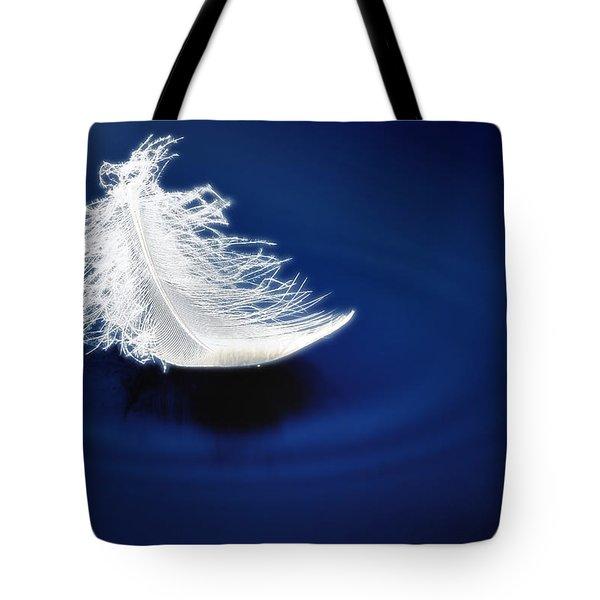Silent Impact Tote Bag