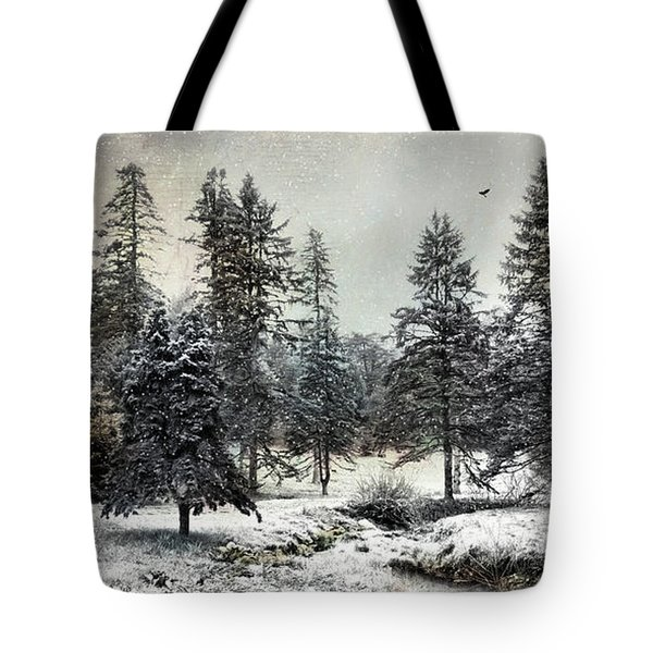 Tote Bag featuring the photograph Silent Magic by Robin-Lee Vieira