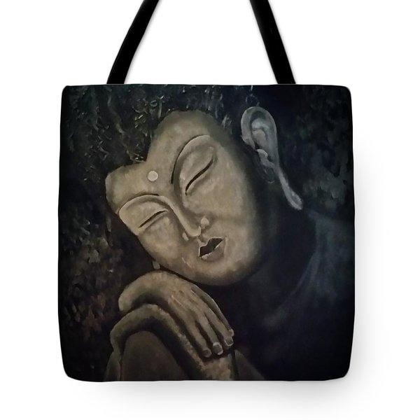Silent Meditations Tote Bag