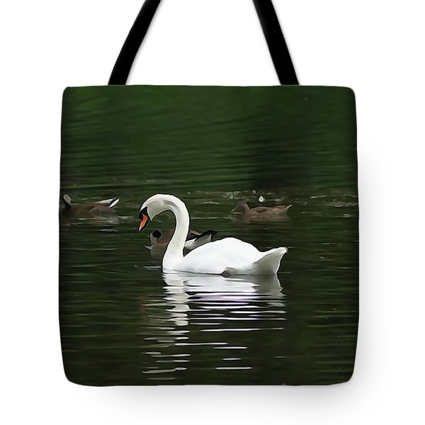 Silent Musical Tote Bag