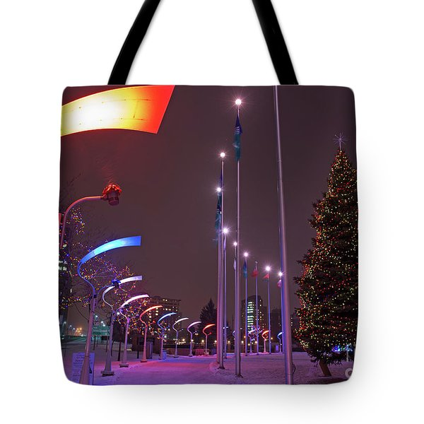 Tote Bag featuring the photograph Silent Night.. by Nina Stavlund
