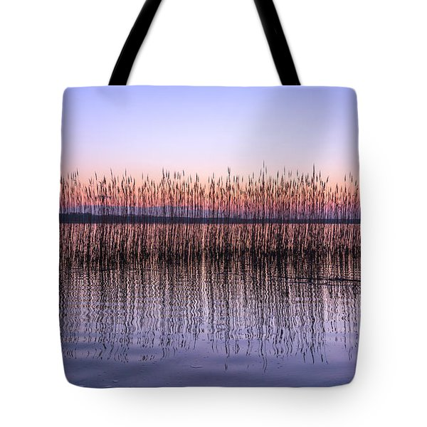 Silent Noise Tote Bag