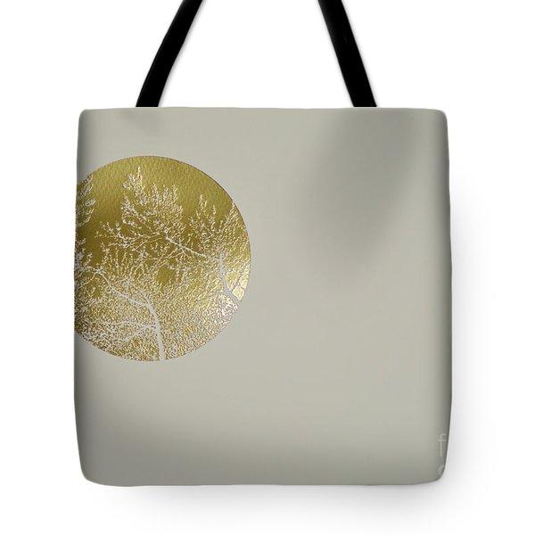 Silent Olive Tote Bag