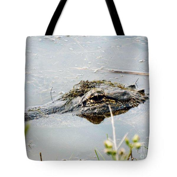 Silent Predator Tote Bag