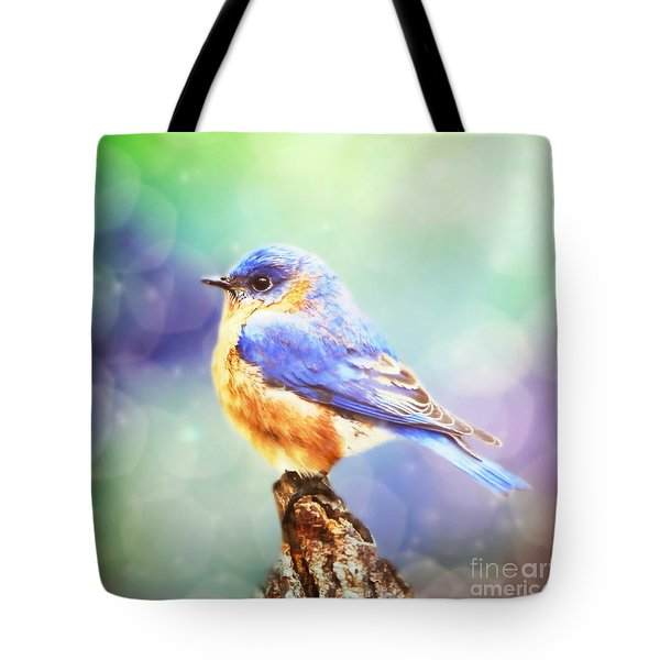 Silent Reverie Tote Bag by Tina LeCour