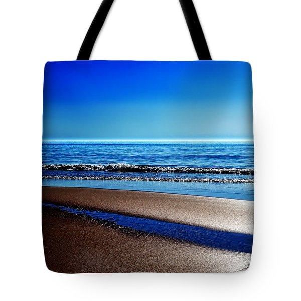Silent Sylt Tote Bag by Hannes Cmarits