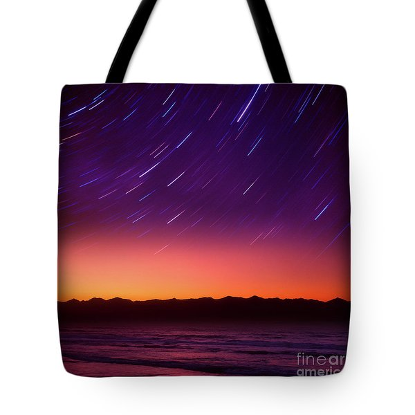 Silent Time Tote Bag