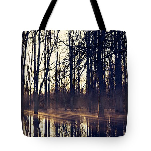 Silent Woods No 4 Tote Bag
