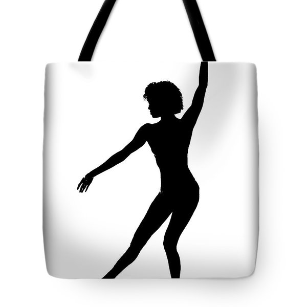 Silhouette 48 Tote Bag by Michael Fryd