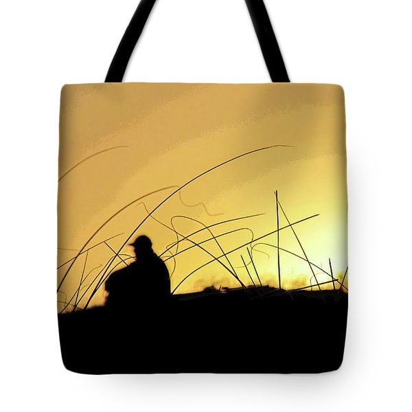 Lonely Times Tote Bag