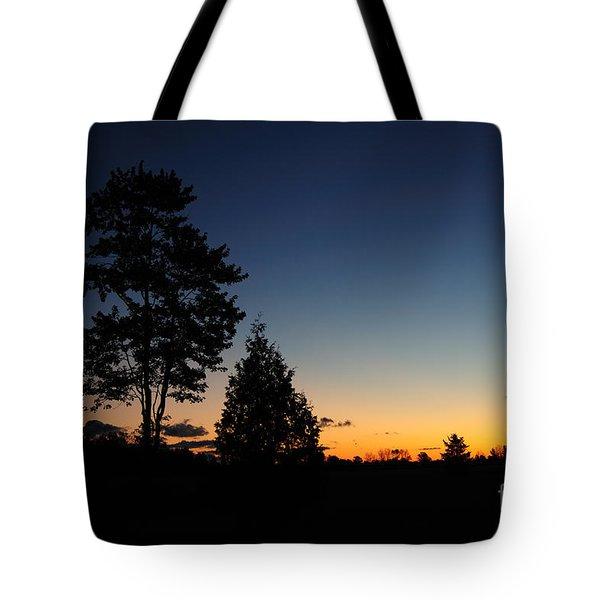Silhouettes Tote Bag by Joe  Ng