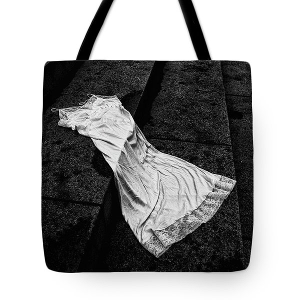 Silk And Stone Tote Bag
