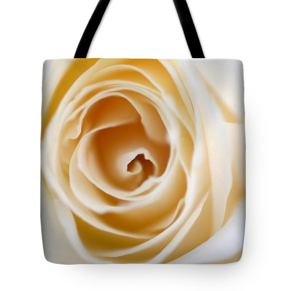 Silk Sheets Tote Bag by Wanda Brandon