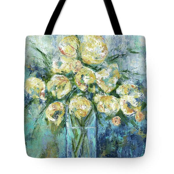 Silly Love Songs Tote Bag by Kirsten Reed