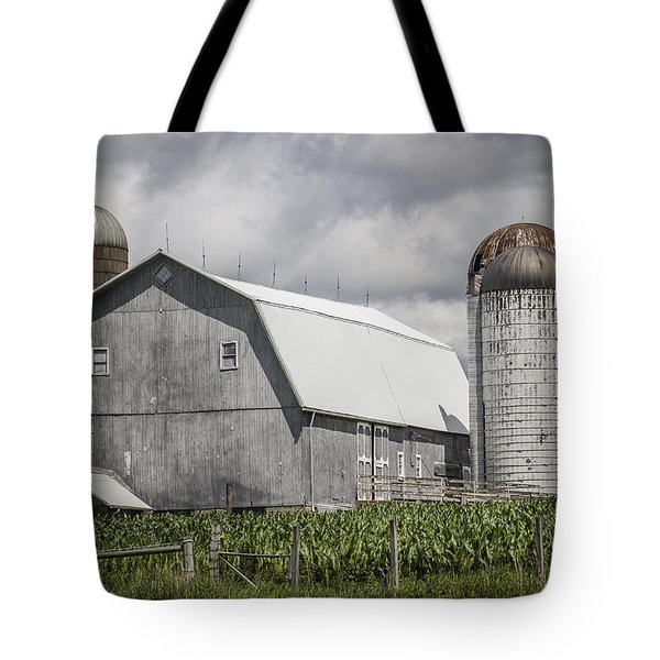 Silos Standing Tote Bag