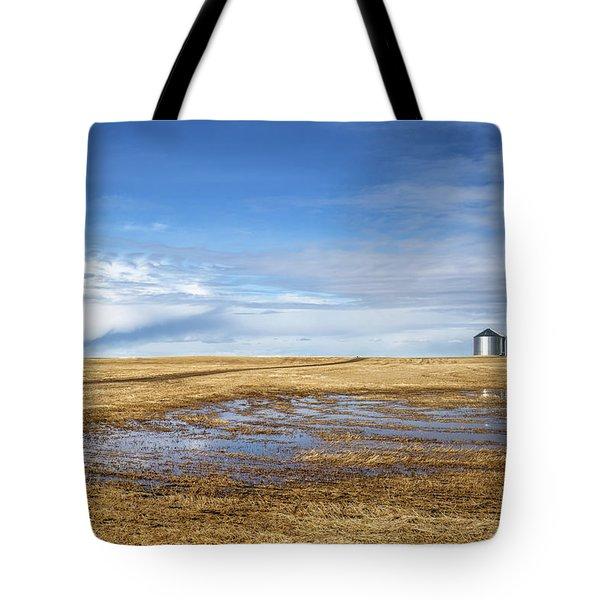 Silos Tote Bag