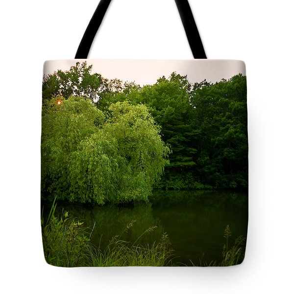 Silver Creek Summer Of 2015 Tote Bag