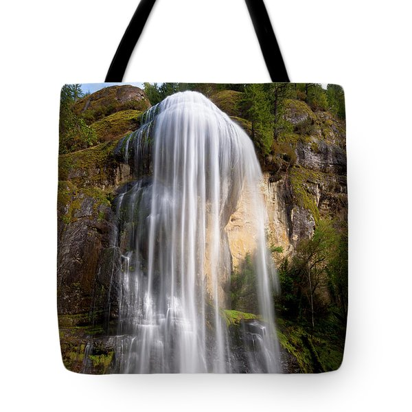 Silver Falls Tote Bag
