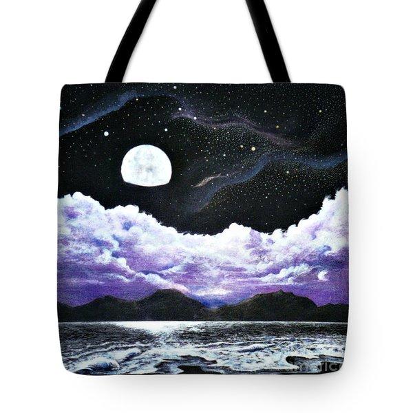 Silver Lake Tote Bag