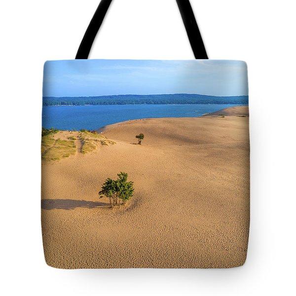 Silver Lake Dunes Tote Bag