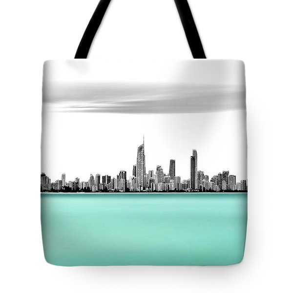 Silver Linings Tote Bag
