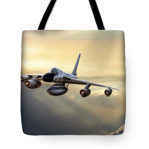 Silverbird Tote Bag
